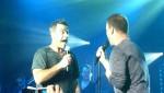 Robbie et Gary  au concert à Paris au Alhambra 10/10/2010 087751101963143
