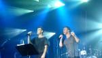 Robbie et Gary  au concert à Paris au Alhambra 10/10/2010 2ce39a101962835