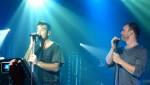 Robbie et Gary  au concert à Paris au Alhambra 10/10/2010 E6e3a0101960818