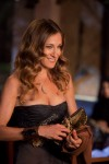 "Sarah Jessica Parker ""Sex and the City 2"" Stills x 2 Cleavage - Thighs!"