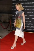 Кейт Бланшет, фото 1002. Cate Blanchett leaving Maison Louis Vuitton Roma Etoile Cocktail in Rome - January 27, 2012, foto 1002