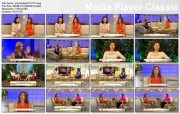 Ann Curry, Natalie Morales, Stephanie Abrams (Today Show) 7/12/10 HDTV