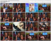 Brooke Shields -- The Ellen DeGeneres Show (2010-09-22)
